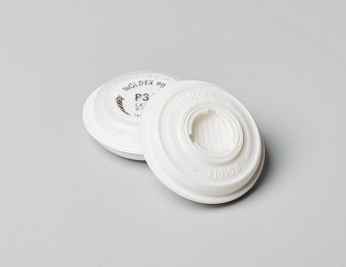 Partikel-Vorfilter P3R für Maske (Set)