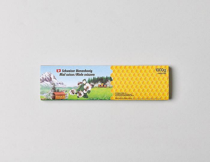 Etikette «Panorama» gummiert 1kg