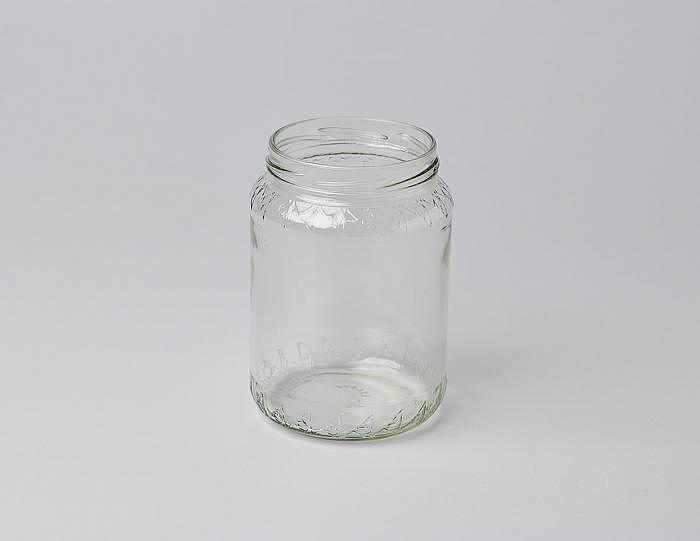 Honigglas hoch 1kg