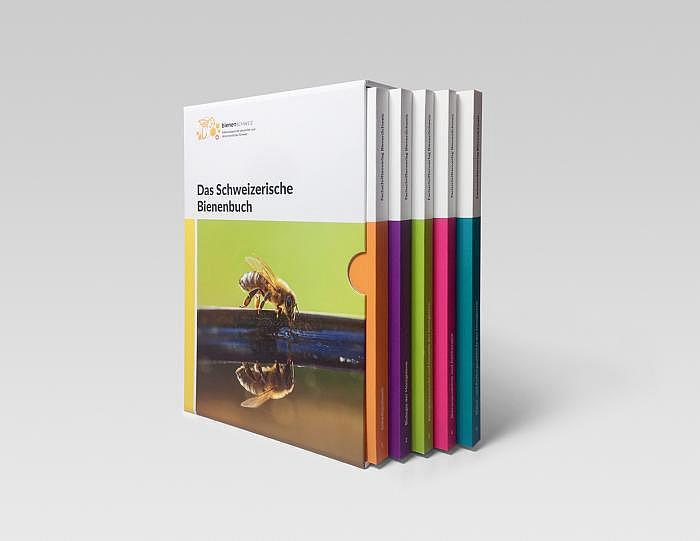 Das Schweizer Bienenbuch