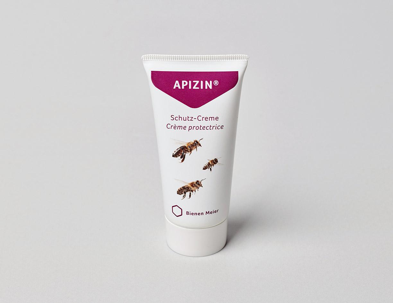 cr me chasse abeilles apizin produits naturels de beaut et soins bienen meier ag. Black Bedroom Furniture Sets. Home Design Ideas