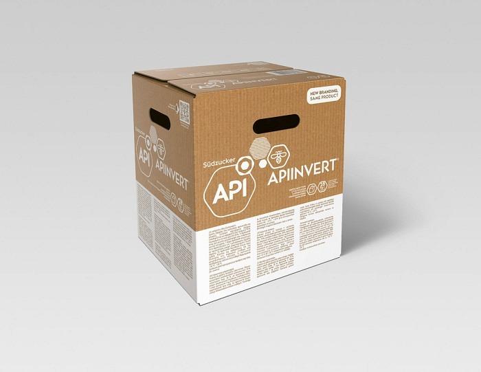 Sirop APIINVERT carton verseur de 28 kg