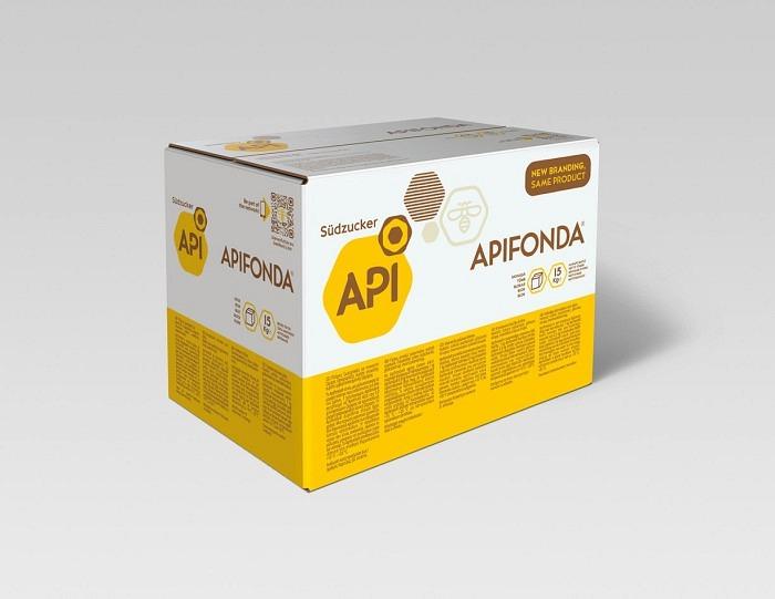 Futterteig APIFONDA 15kg Karton
