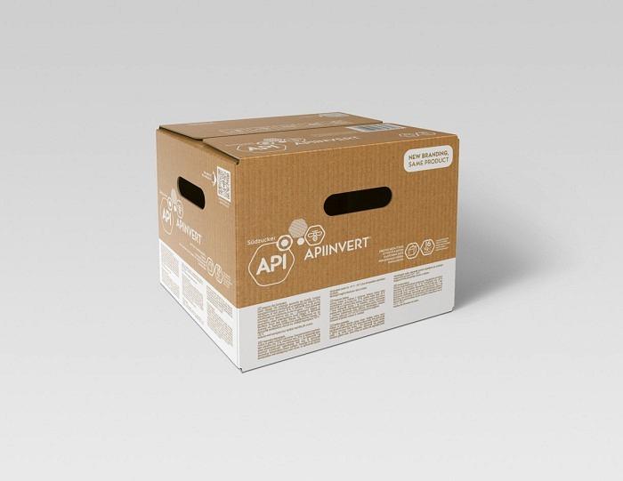 Futtersirup APIINVERT 16kg Umfüllkarton