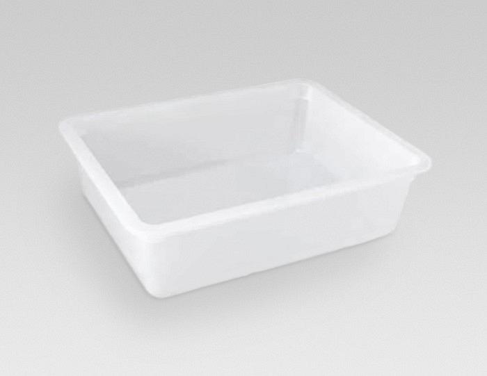 Bac à récupération de cire plastique 5lt