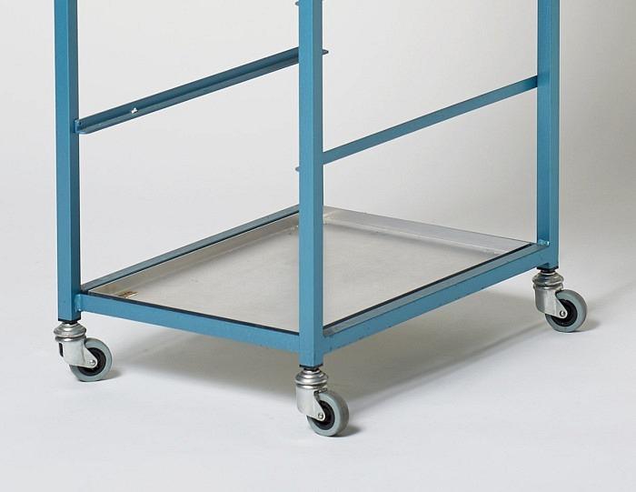 Bac d'égouttement aluminium pour POPOLO®