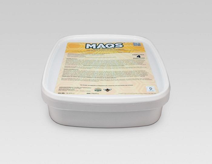 MAQS® acide formique, 2×2 bandes
