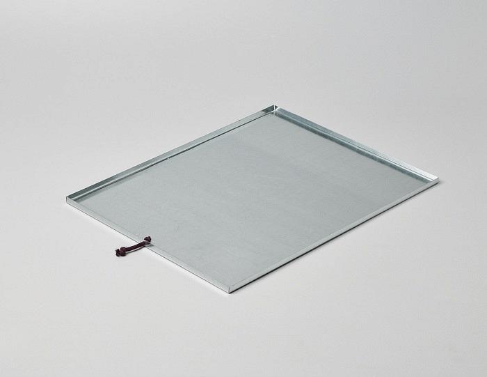 Blechschale zu DB-Kasten 10 Rahmen
