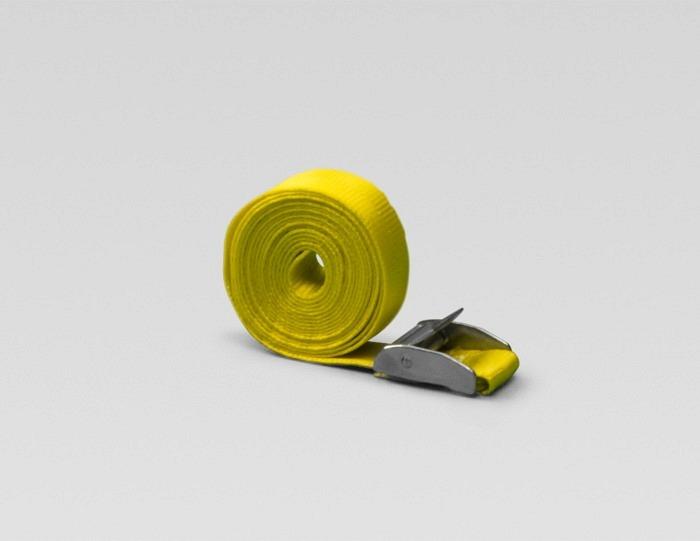 Sangle jaune 400 cm