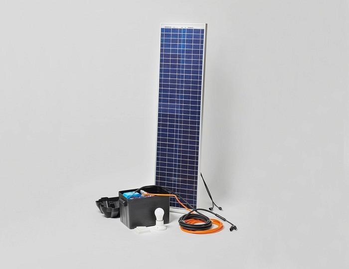 Set solaire 60W