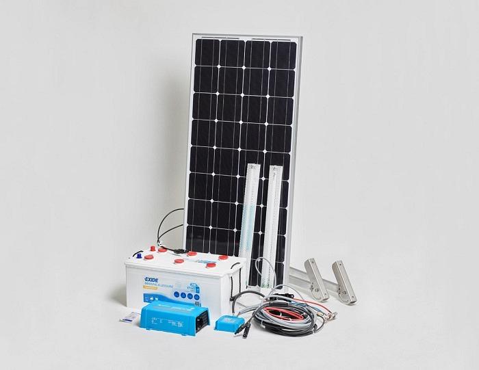 Solarset 100W