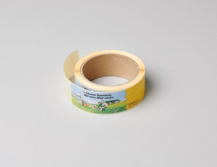 Étiquette «Panorama» rouleau, 250g