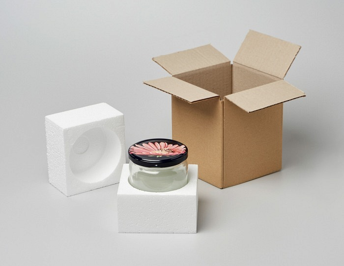 EPS-Verpackung 1 × 500g TO 82mm