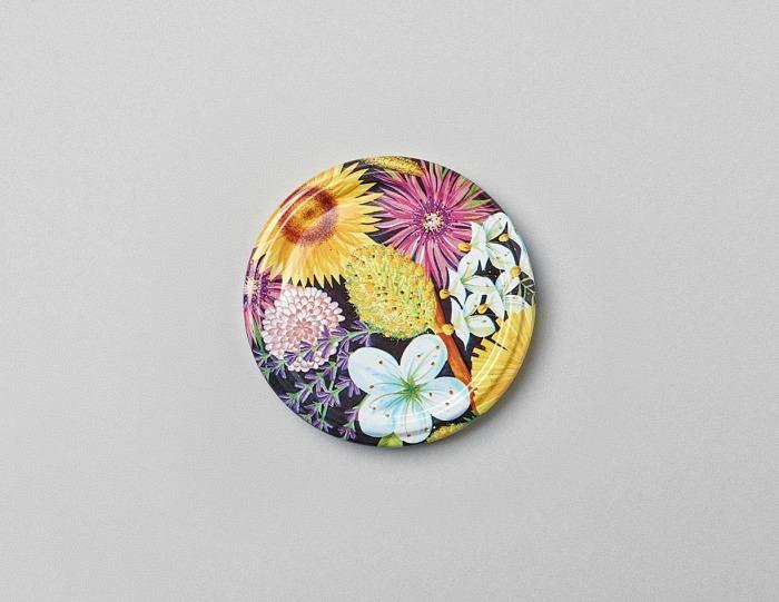 Deckel Blumenwiese TO 70mm