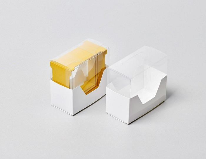 Verpackung für Wabenhonigrähmchen