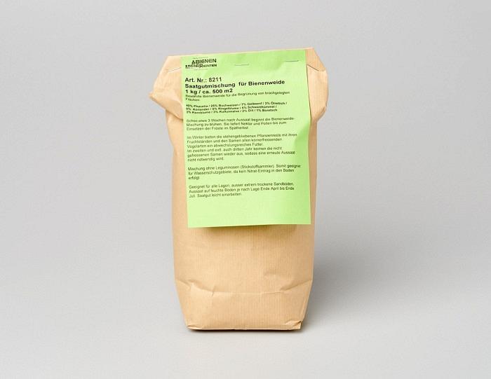 Saatmischung für Bienenweide 1kg