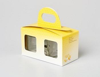 Geschenkpackungen «Natur pur» 2 x 500g