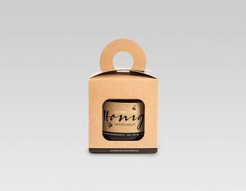 Geschenkpackungen «natur/schwarz» 1x500g
